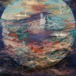 marianne benko - Handgeweven wandtapijt / Tapestry