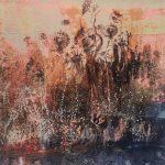 Marianne Benko, Lentefeest, 200 x 200 cm